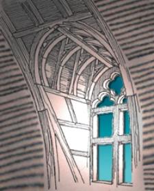Die Geschichte des Dachwerks : erläutert an einer großen Anzahl mustergültiger alter Konstruktionen