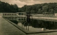 Wejherowo / Neustadt Wpr., Stadt. Badeanstalt