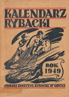 Kalendarz Rybacki na Rok 1949