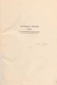 Australja i Oceanja