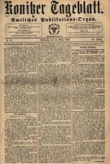 Konitzer Tageblatt.Amtliches Publikations=Organ, nr.60