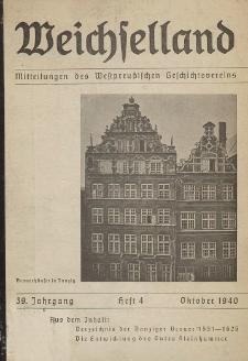 Verzeichnis der Danziger Brauer : 1551-1626