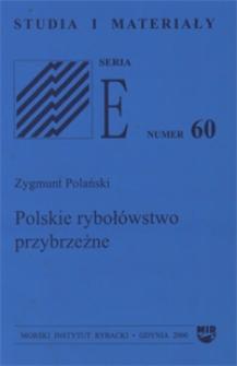 Polskie rybołówstwo przybrzeżne