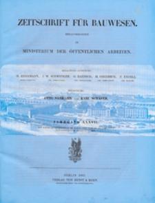 Zeitschrift für Bauwesen, Jg. 37, H. 1-12 (1887)