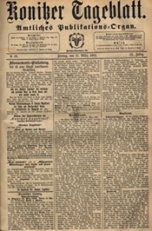 Konitzer Tageblatt.Amtliches Publikations=Organ, nr.67