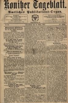 Konitzer Tageblatt.Amtliches Publikations=Organ, nr.68