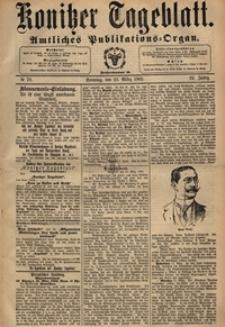 Konitzer Tageblatt.Amtliches Publikations=Organ, nr.69