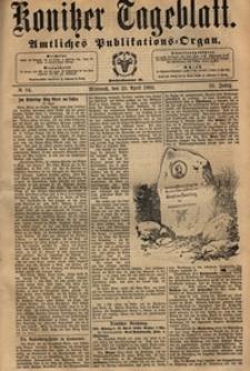 Konitzer Tageblatt.Amtliches Publikations=Organ, nr.94