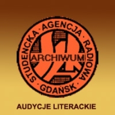 Günter Grass w Gdańsku: relacja [dokument dźwiękowy]
