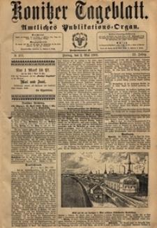 Konitzer Tageblatt.Amtliches Publikations=Organ, nr.101