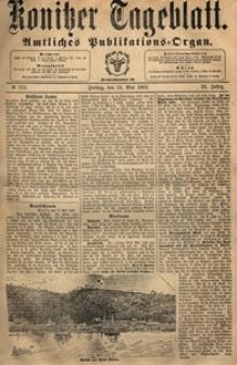 Konitzer Tageblatt.Amtliches Publikations=Organ, nr.113
