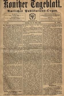 Konitzer Tageblatt.Amtliches Publikations=Organ, nr.117