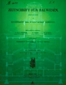 Zeitschrift für Bauwesen, Jg. 67, H. 1-12 (1917)