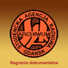 Inauguracja roku akademickiego 1961/62 w PG, cz. 1: relacja [dokument dźwiękowy]