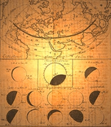 Astronomisches Jahrbuch für das Jahr 1788 : nebst einer Sammlung der neuesten in die astronomischen Wissenschaften einschlagenden Abhandlungen, Beobachtungen und Nachrichten