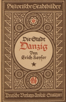 Die Stadt Danzig