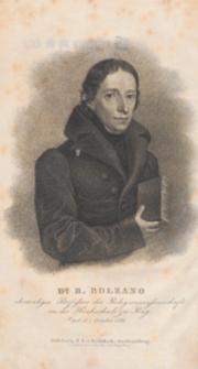 Dr. Bernard Bolzano's Selbstbiographie