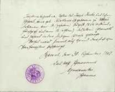 Dokumenty rodzinne i osobiste Aleksandra Majkowskiego