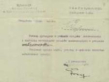 Materiały związane z działalnością Rady Ludowej w Wejherowie