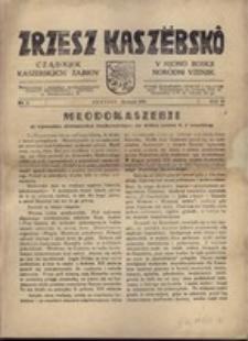 Zrzesz Kaszëbskô. Cządnjik Kaszebskjich. V Mjono Boskji Norodni Vzenjik, nr.12, 1938