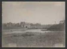 [30. 9. 1921 Leege Tor vom Ravelin aus gesehen]