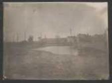 [21. 5. 1922 Langertorwall vom alten Peterschen Hof gesehen]