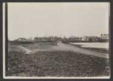[Danzig 30. 4. 1911 Ansicht vom Langgarter Tor bis zum Kleinbanhof]