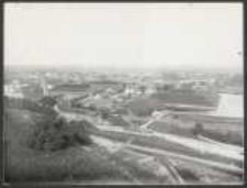 [2. 4. 1921 Danzig Gesamtansicht von Danzig vom Bischofsberg gesehen bei Petershagen]