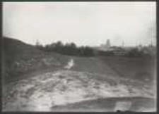 [Danzig 23.5 22. Ansicht der Stadt vom Hagelsberg früheren Pulvermagazin Neugebauer gesehen]