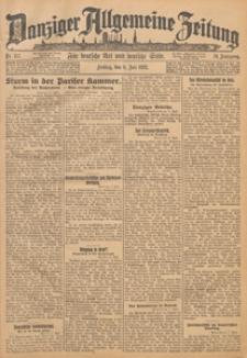 Danziger Allgemeine Zeitung, 1922.02.11 nr 36