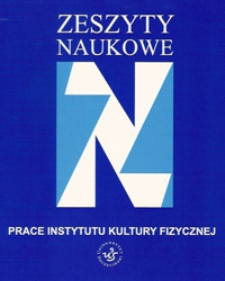 Physical development of pre-school children from Szczecin examined in 1996 and 2006