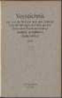 Verzeichnis der von der Bücherei und den Instituten und Sammlungen der Königlichen Technischen Hochschule Danzig laufend gehaltenen Zeitschriften