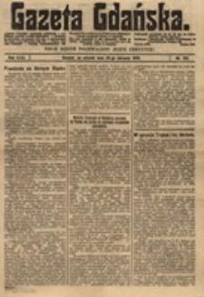 Gazeta Gdańska, 1919.08.26 nr 185