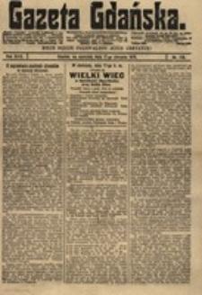 Gazeta Gdańska, 1919.08.24 nr 184