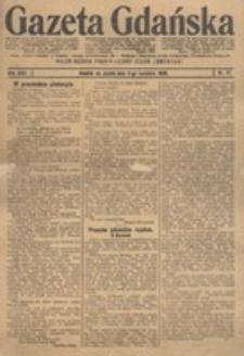 Gazeta Gdańska, 1920.04.09 nr 82