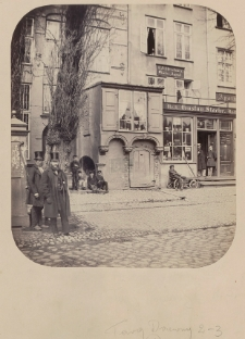 Holzmarkt No 2 u. 3