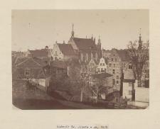 [Widok ogólny Gdańska, od zachodu, ok. 1870 r.]