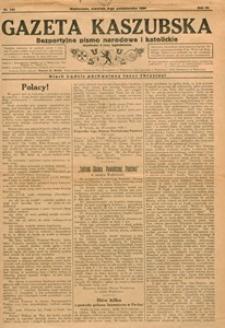 Gazeta Kaszubska 1924, nr121 (9 pażdziernika)