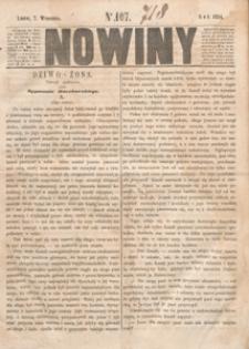 Nowiny, 1854.09.28 nr 116