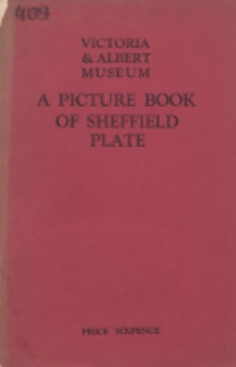 A picture book of Sheffield plate