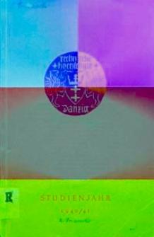 Vorlesungs-Verzeichnis : für das Studienjahr 1940/1941, 2 Trimester 1940