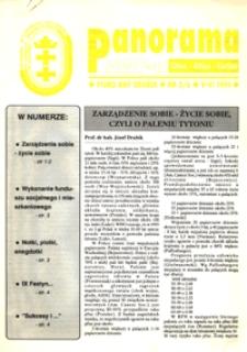 Panorama AWF Gdańsk : citius, altius, fortius, 1994, Nr 6