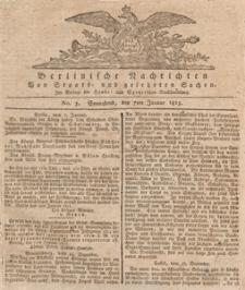 Berlinische Nachrichten von Staats und Gelehrten Sachen, 1814.01.29 nr 13