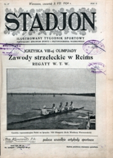 Stadjon, 1924, nr 27