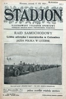 Stadjon, 1924, nr 29