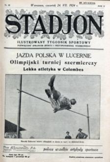 Stadjon, 1924, nr 30