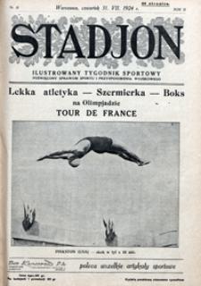 Stadjon, 1924, nr 31