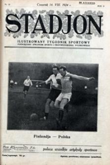 Stadjon, 1924, nr 33