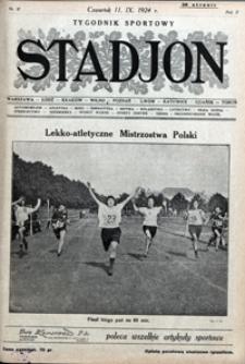 Stadjon, 1924, nr 37