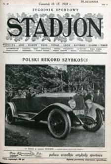 Stadjon, 1924, nr 38